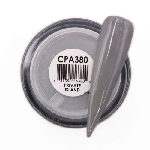 GLAM AND GLITS COLOR POP ACRYLIC - CPA380 PRIVATE ISLAND